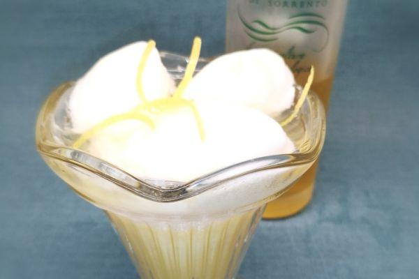 Coupe aux trois citrons